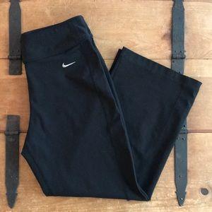 Nike Womens Black Active Workout/ Yoga Pants
